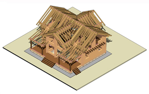 Rafter system